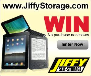 Toronto Self Storage thanks all visitors with chance to win great prizes