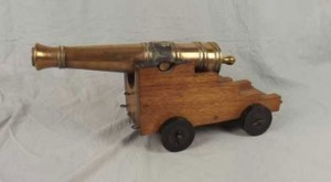 GR III Bronze Signaling Cannon