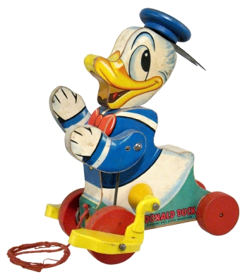 Donald Duck Toy