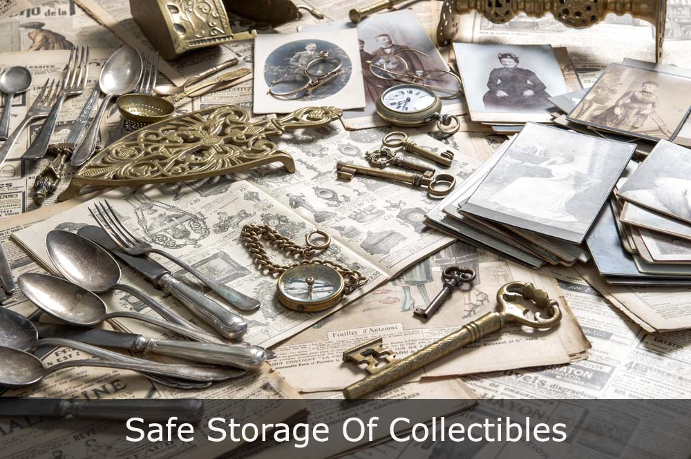 Safe Storage Of Collectibles