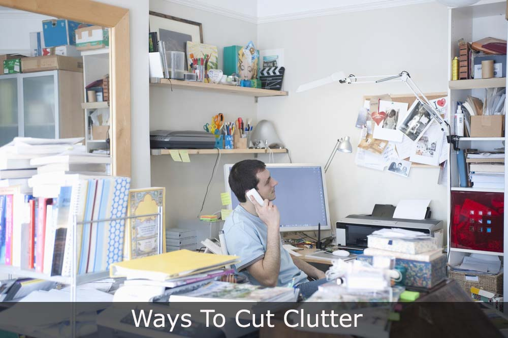 Ways To Cut Clutter