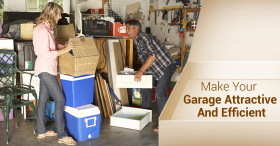 Make Your Garage Attractive