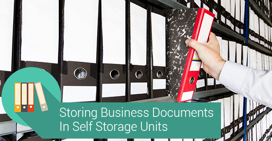 Storing Business Documents