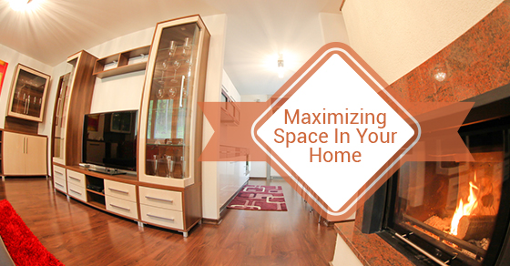 Maximizing Space In Your Home