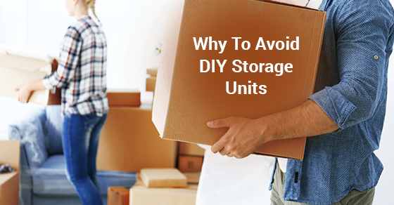 Why To Avoid DIY Storage Units