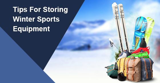 Tips For Storing Winter Sports Equipment