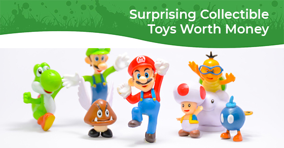Surprising Collectible Toys Worth Money