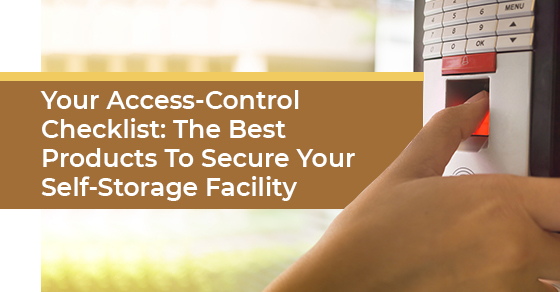 Your Access-Control Checklist