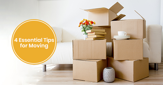 Tips for safe and secure moving